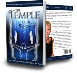 The Temple of All Knowing Book by Lee Papa